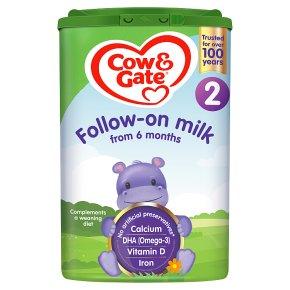 Cow & Gate 2 Follow On Milk Powder