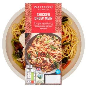 Waitrose Chinese Chicken Chow Mein