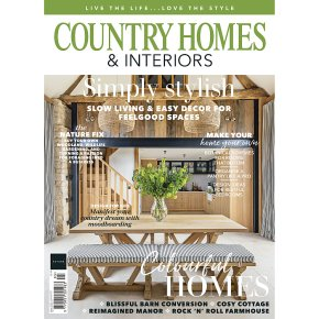Country Homes and Interiors magazine
