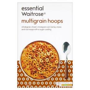 Essential Waitrose - Multigrain Hoops