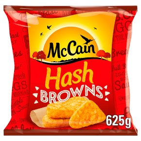 McCain Hash Browns