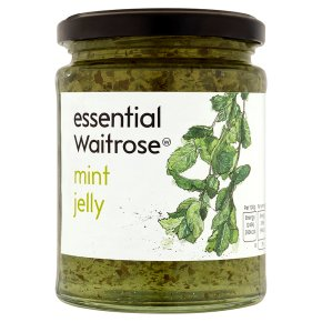 essential Waitrose mint jelly