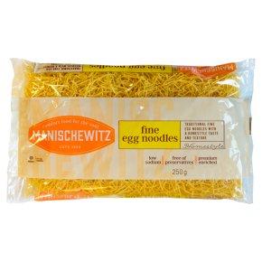 Manischewitz fine Kosher egg noodles