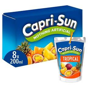 Capri-Sun Tropical lunchbox pack