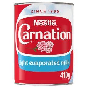 Nestlé Carnation Topping Light Evaporated Milk 410g