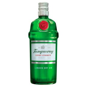 Tanqueray Gin Export Strength