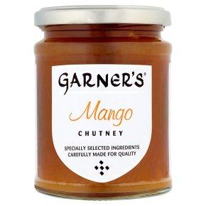Garner's mango chutney