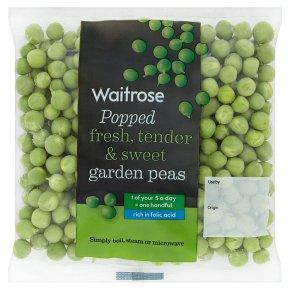 Waitrose Popped Garden Peas