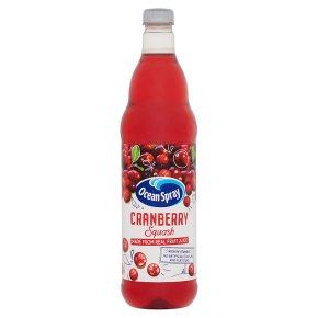 Ocean Spray cranberry classic squash