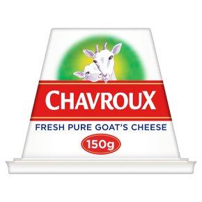 Chavroux Fresh Goat's Cheese