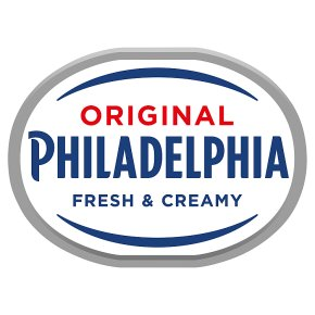 Philadelphia Original soft white cheese