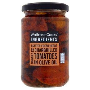 Waitrose Cooks' Ingredients tomatoes in oil