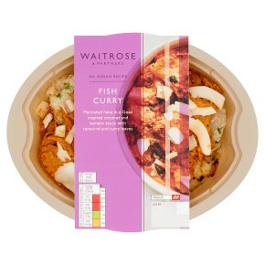 Waitrose Goan fish curry