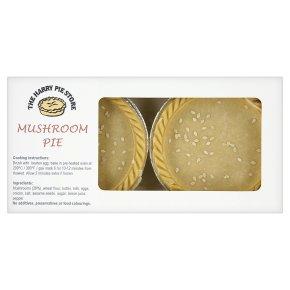 The Harry Pie store mushroom pie