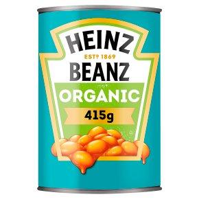 Heinz Organic Baked Beanz