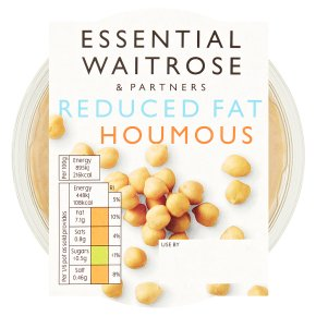 Essential Reduced Fat Houmous
