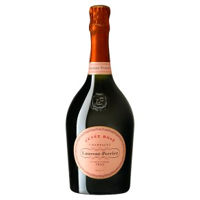 Laurent-Perrier Cuvée Brut Rosé Champagne NV