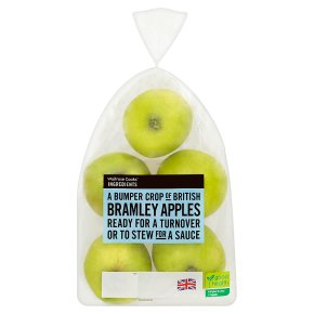 Waitrose Cooks' Ingredients bramley apples