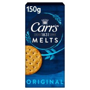 Carr's melts