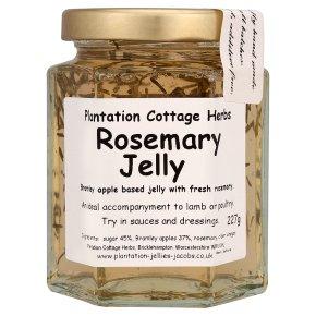 Plantation cottage rosemary jelly