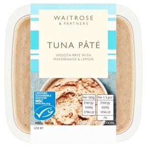 Waitrose MSC tuna pâté