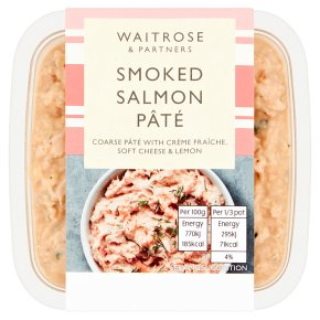 Waitrose Smoked Salmon Pâté
