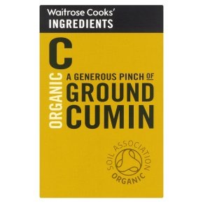 Waitrose Cooks' Ingredients organic ground cumin