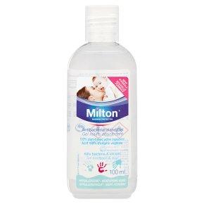 Milton antibacterial hand gel