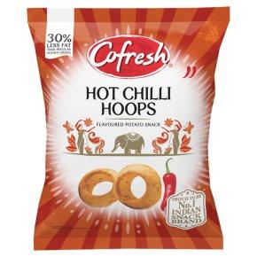 Cofresh potato hoops chilli flavour