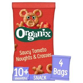 Organix organic noughts & crosses goodies