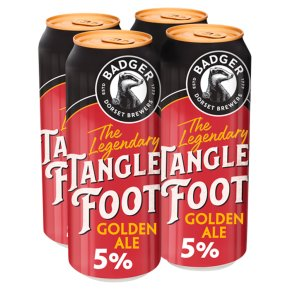 Badger Brewery tanglefoot