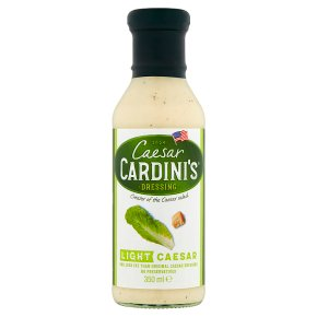 Cardini's low fat Caesar dressing