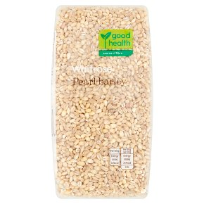 Waitrose LOVE life pearl barley