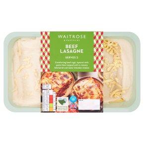 Waitrose Italian Beef Lasagne