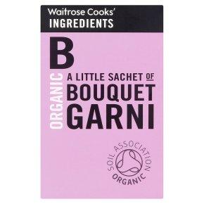 Waitrose Cooks' Ingredients organic bouquet garni
