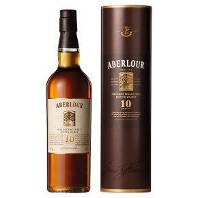 Aberlour Speyside Malt 10 years old
