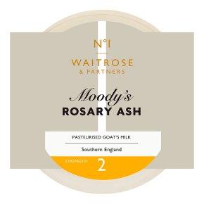 Waitrose 1 moody's rosary ash goats cheese, UK