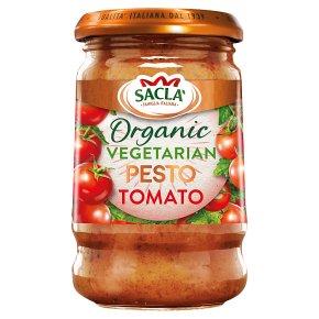 Sacla' organic tomato pesto