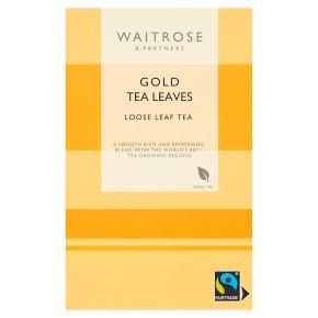Waitrose Gold loose leaf tea