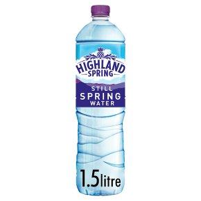 Highland Spring, spring still water