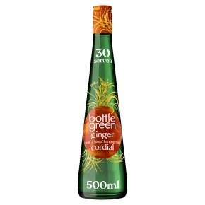Bottlegreen cordial ginger & lemongrass