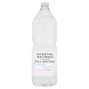 essential Waitrose Still Natural Mineral Water