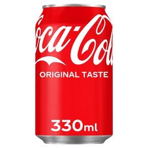 Coca-Cola single can