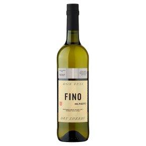 Waitrose Fino del Puerto Sherry