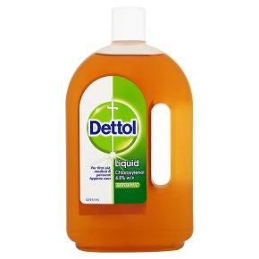 Dettol antiseptic disinfectant