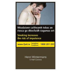 Henri Wintermans half corona cigars