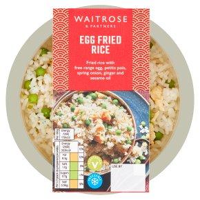 Waitrose egg fried rice