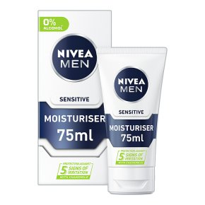 Nivea Men, sensitive moisturiser