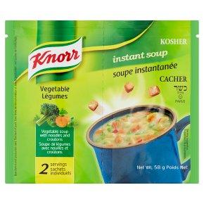 Knorr 2 instant vegetable soup