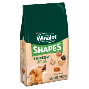 Winalot Shapes Dog Treat Biscuits